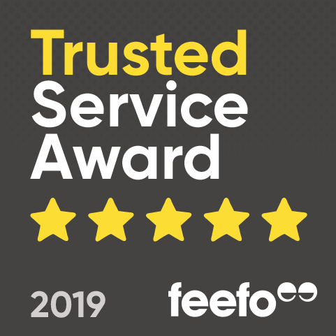 Feefo Service Award