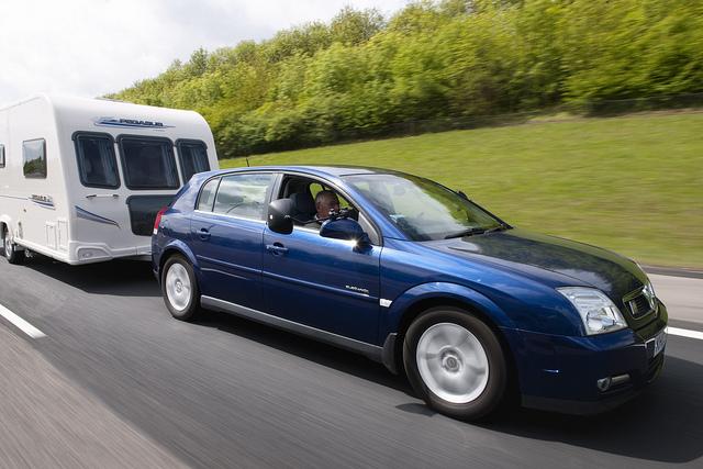 Tow Caravan